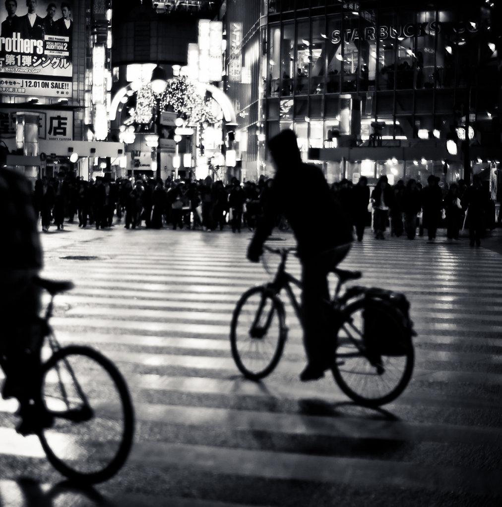 Bikes, Shibuya 渋谷区