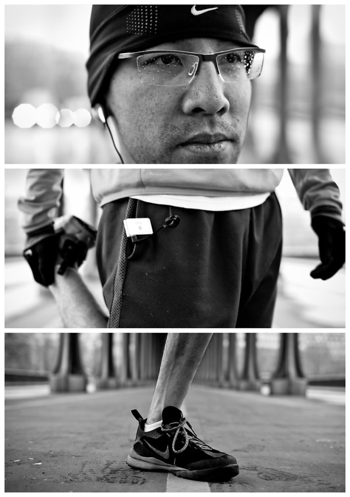 Stranger #5: The Leg-Stretcher, Paris