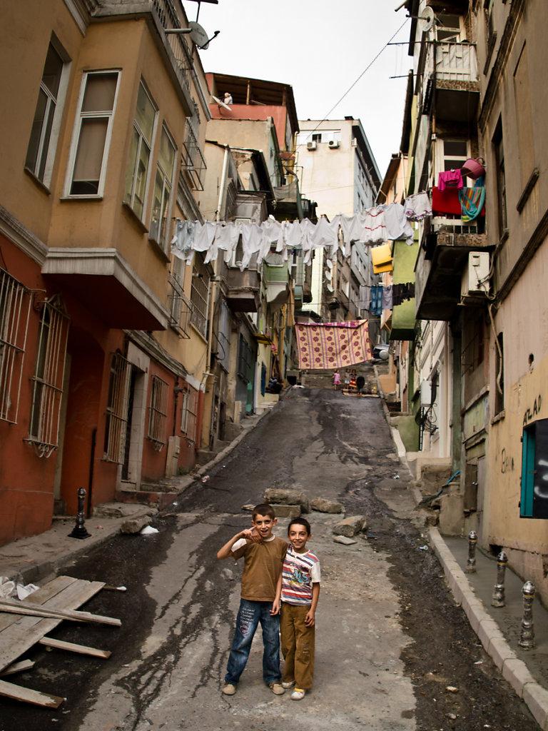 Friendship, Tarlabaşı - Istanbul