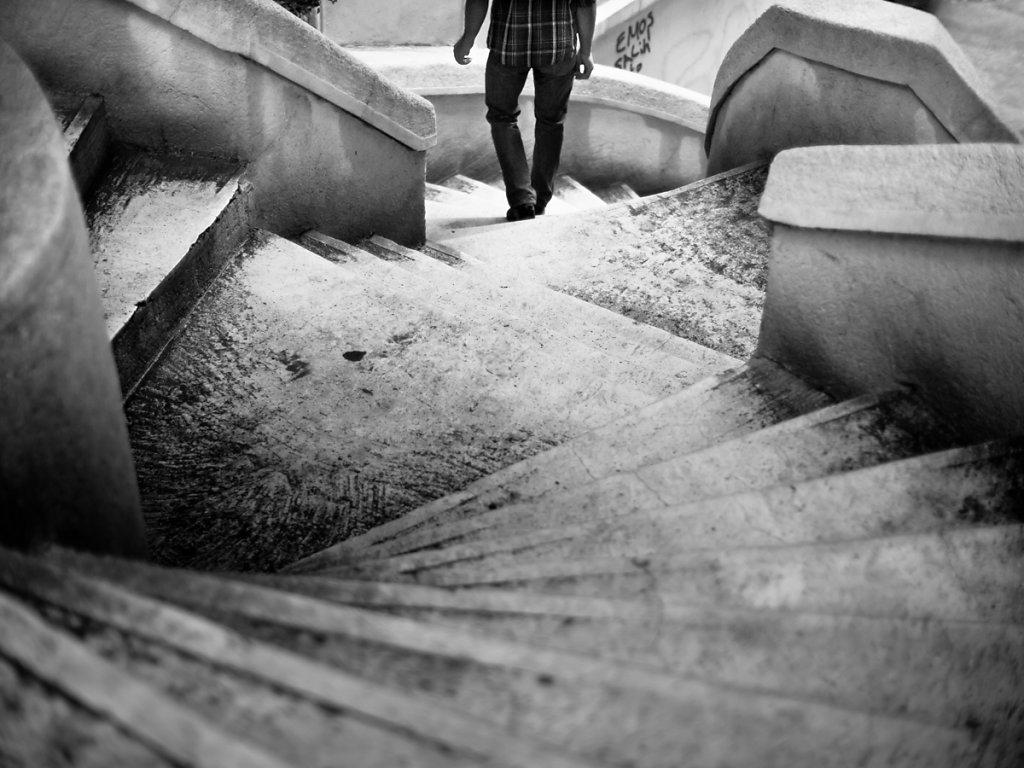 Camondo Steps / Stairs, Galata - Istanbul