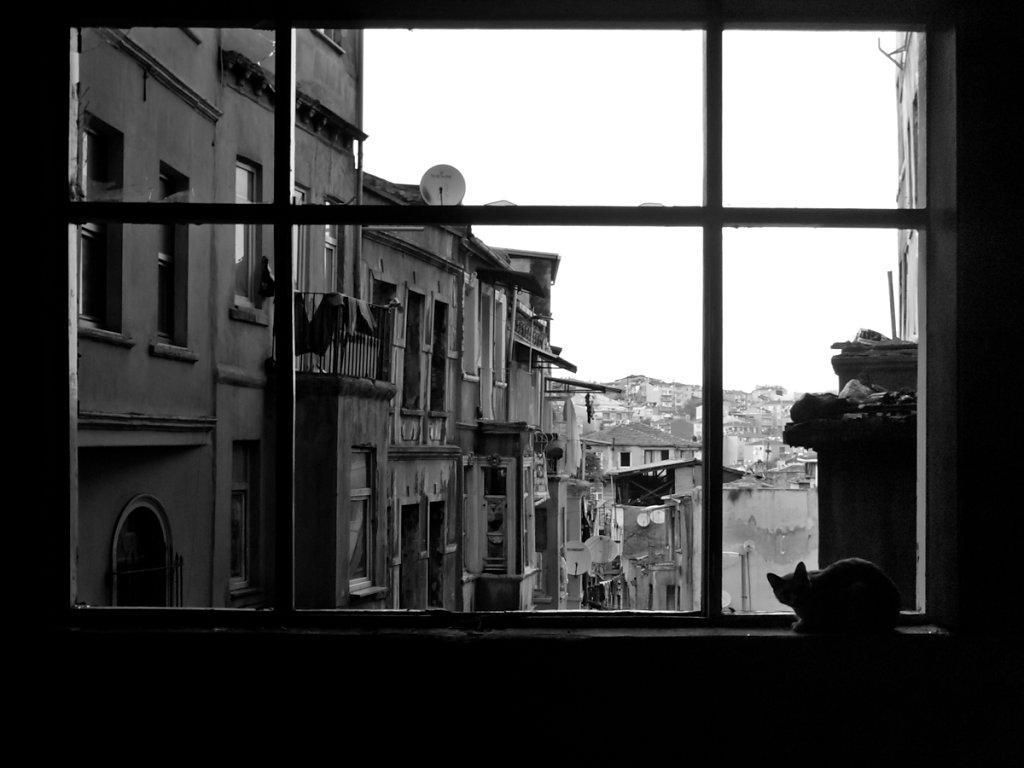 A window to the world of Istanbul, Tarlabaşı