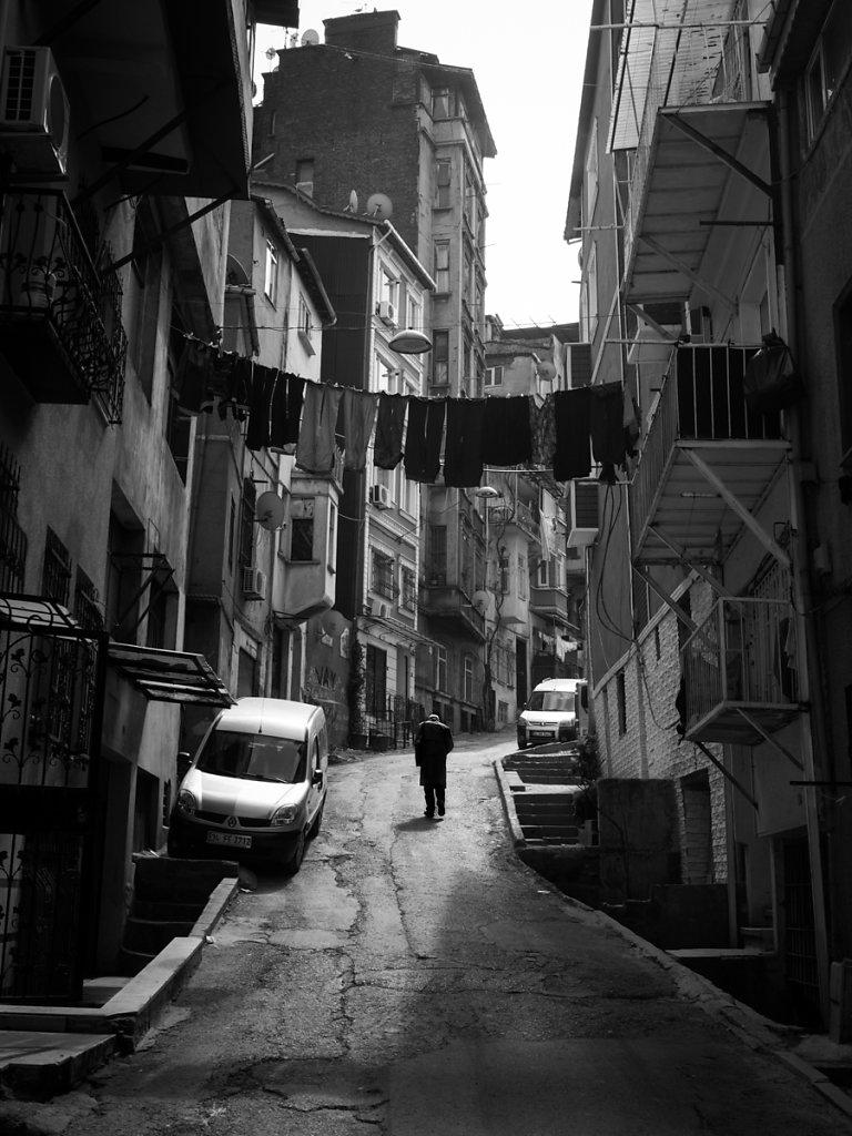 Coming home again, Tarlabaşı - Istanbul
