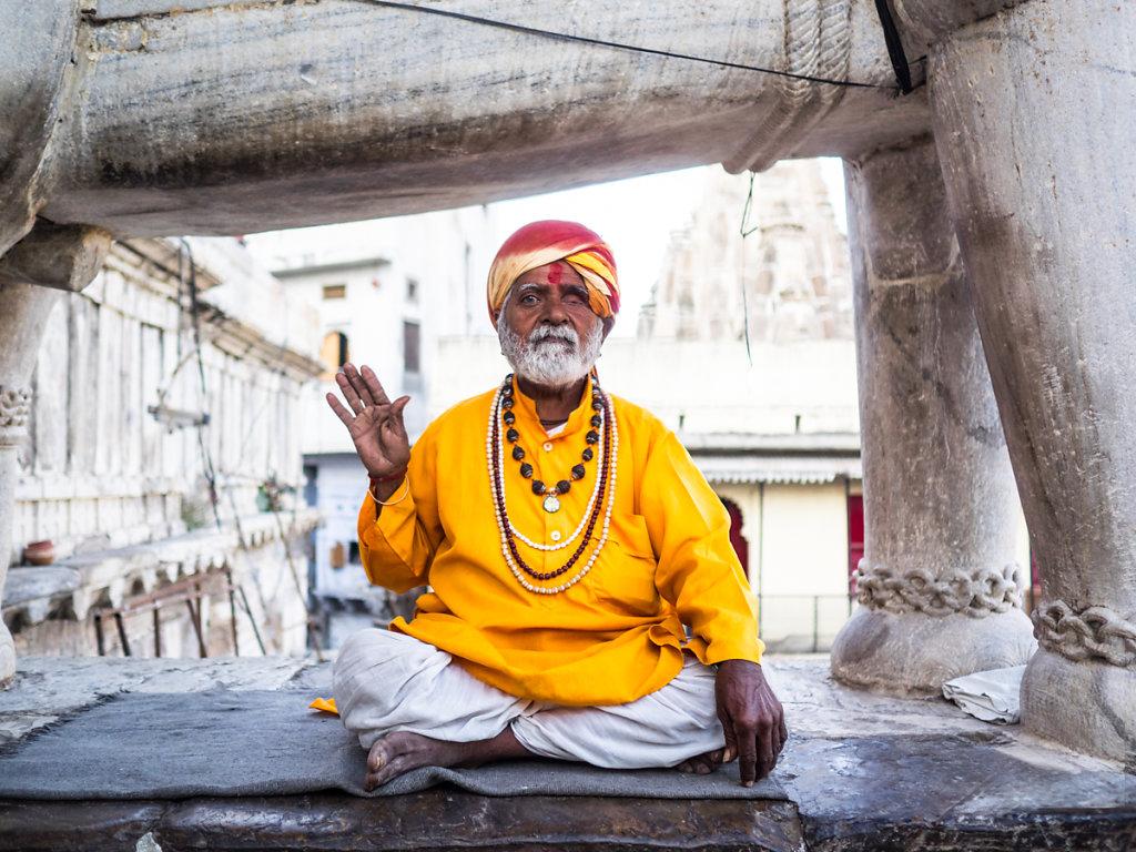Namaste - Namaste, Jagdish Temple - Udaipur
