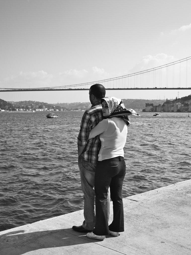 Bosporus Love, Fatih Bridge - Istanbul