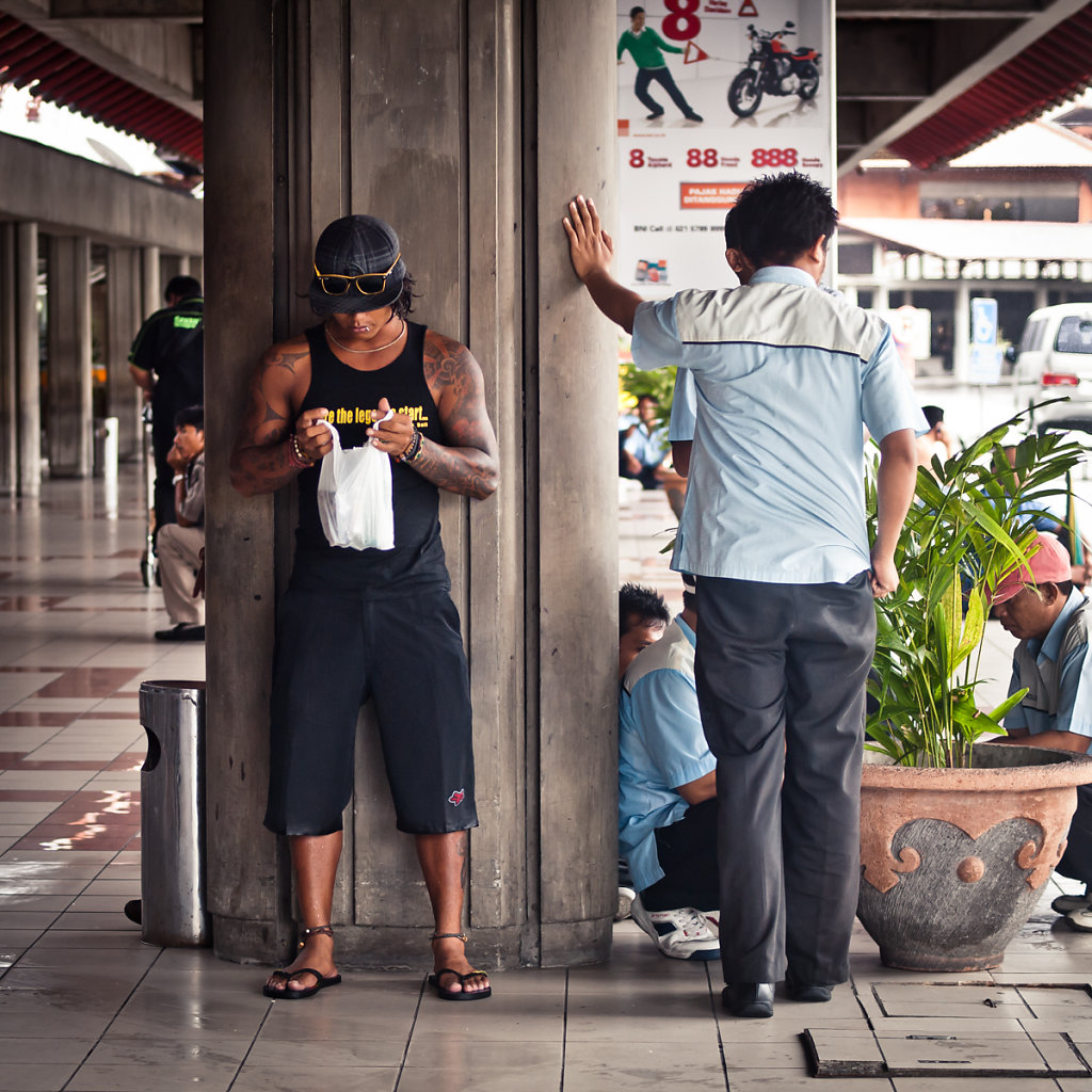 What's in for me, Denpasar Airport, Bali
