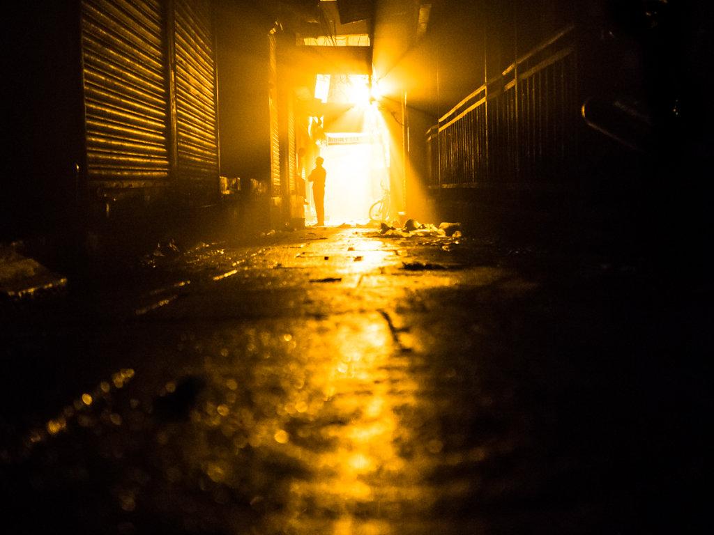 At Night II, Varanasi - Uttar Pradesh