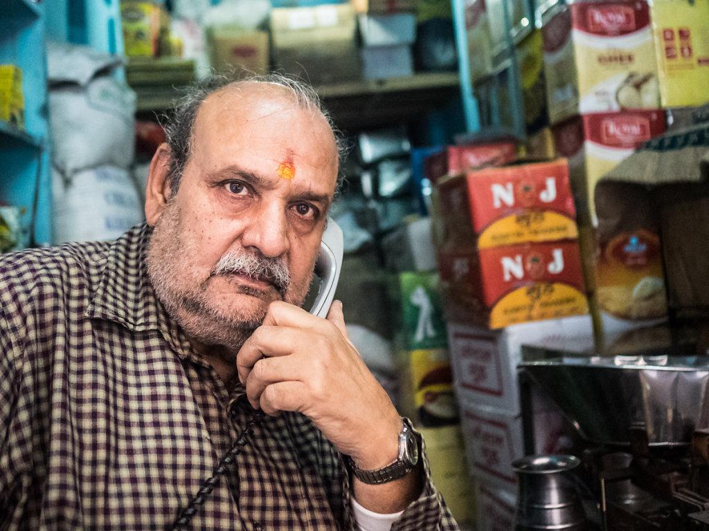 The telephone man, Jodhpur - Rajasthan