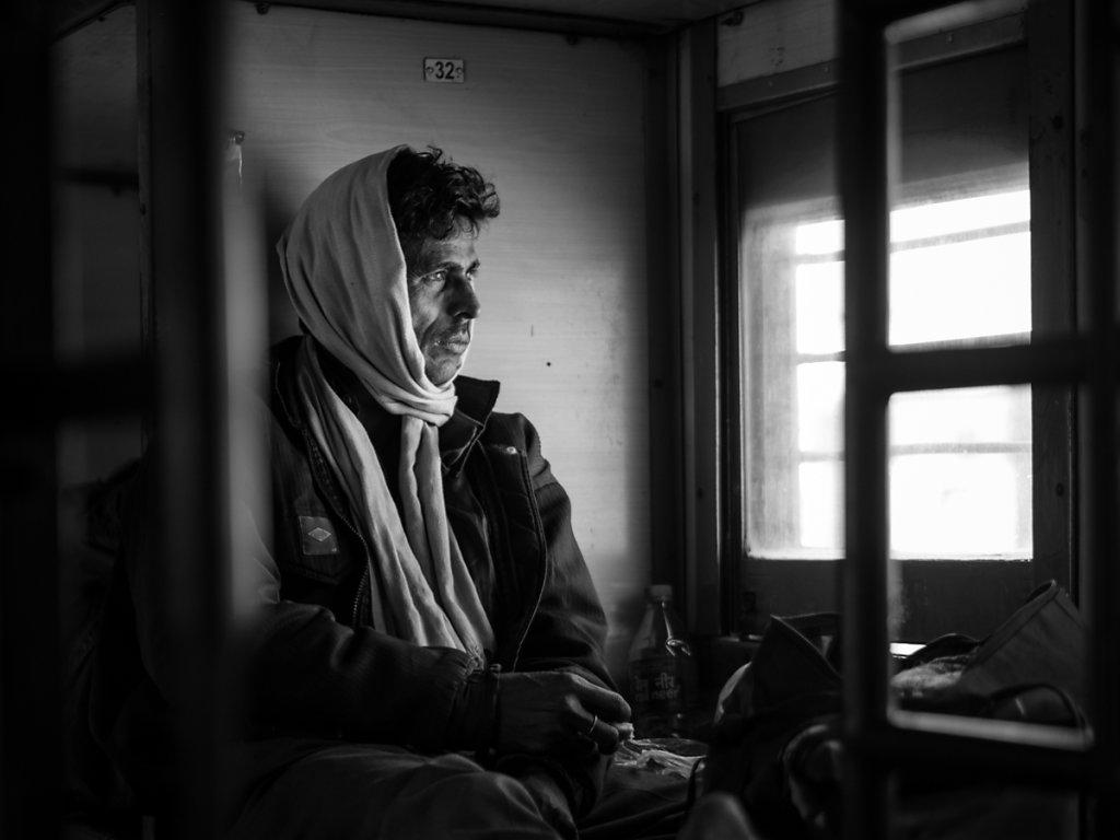 Home is where the heart dies, Sleeper Train Agra to Jodhpur