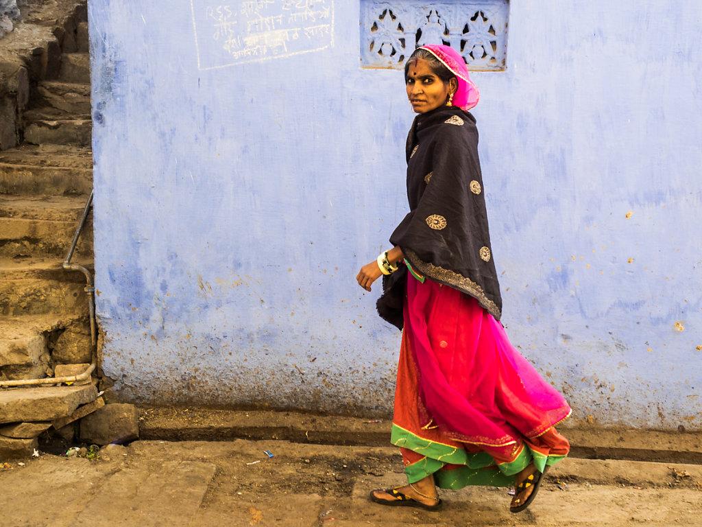 That Look, Blue City - Jodhpur - Rajasthan
